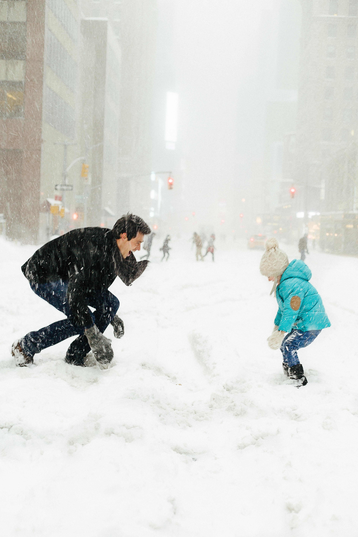 NYC Blizzard