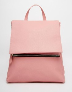 Blush Pink Backpack