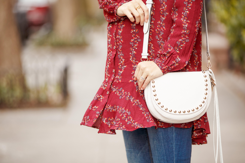 Rebecca Minkoff White Bag