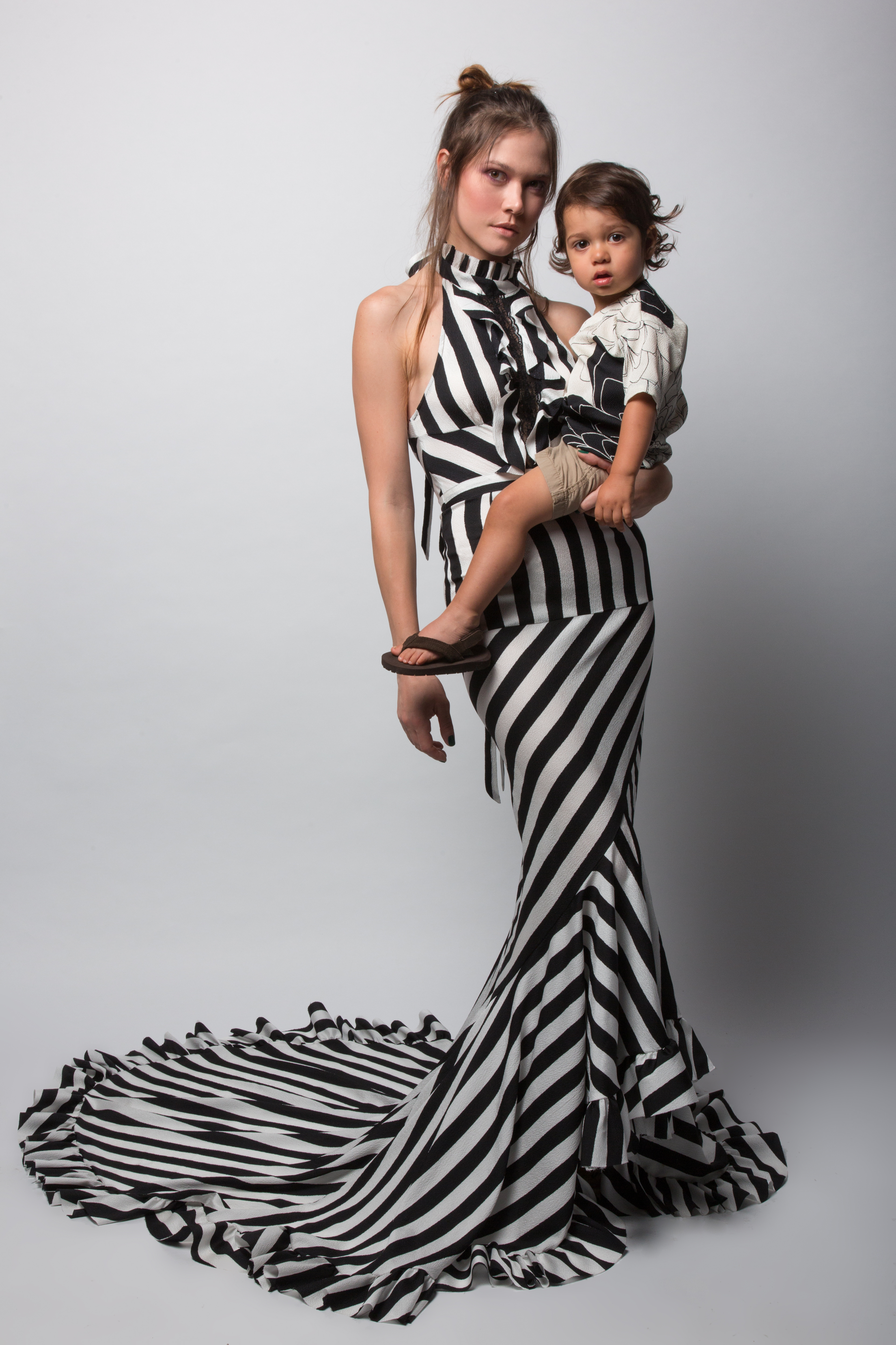 Tracy Reese Striped Dress