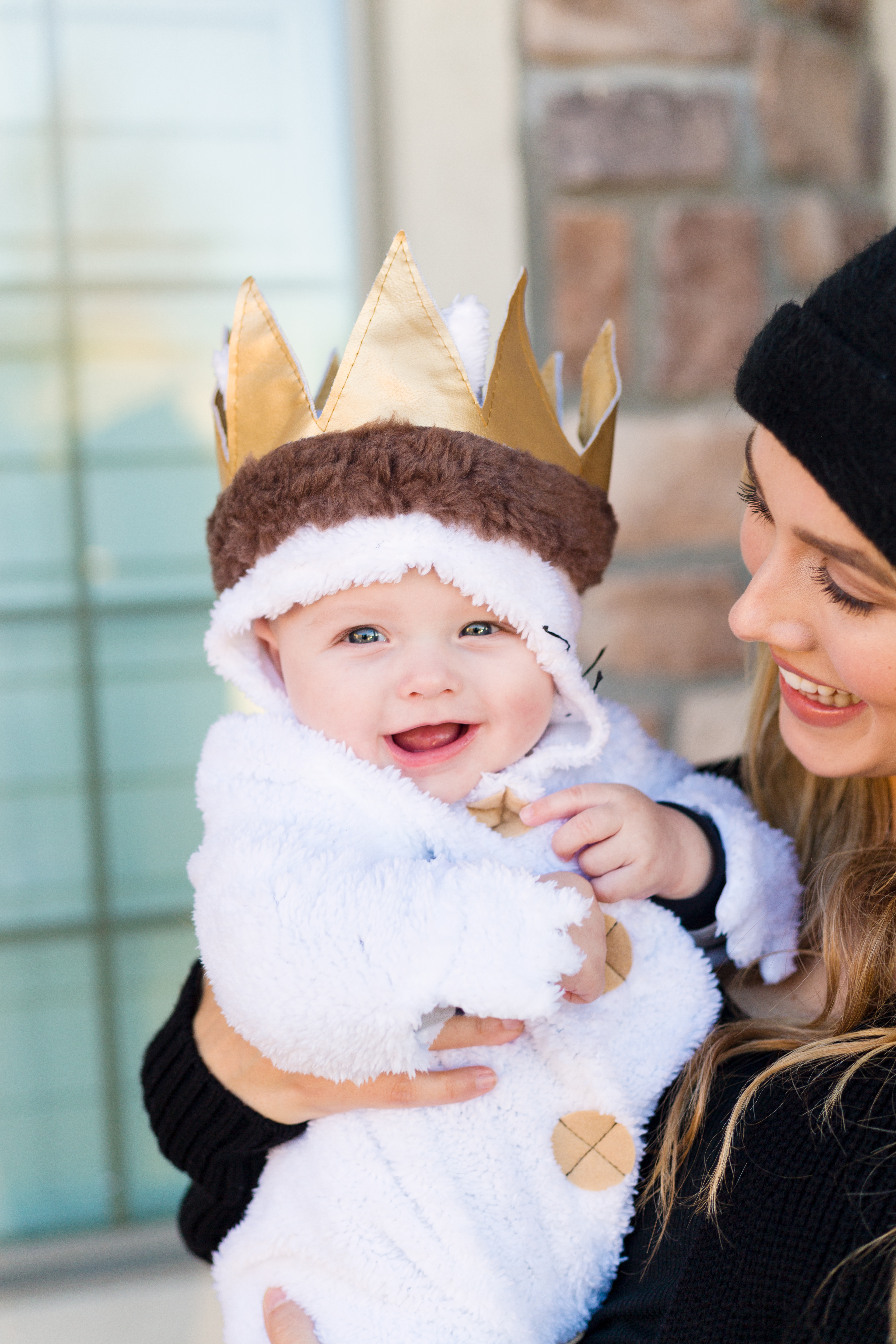 Max Where the Wild Things Are Baby Costume