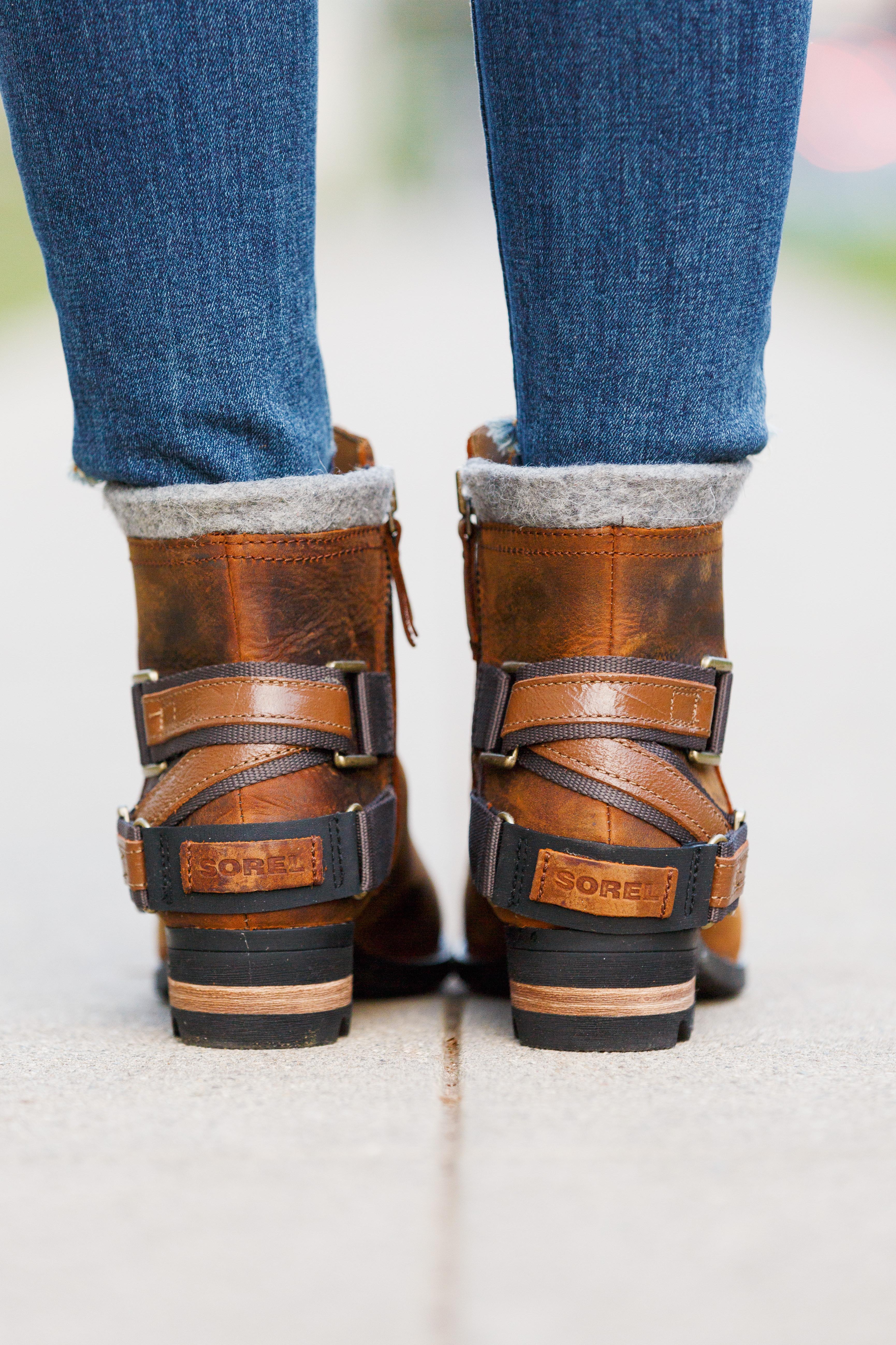 SOREL Strap Boot