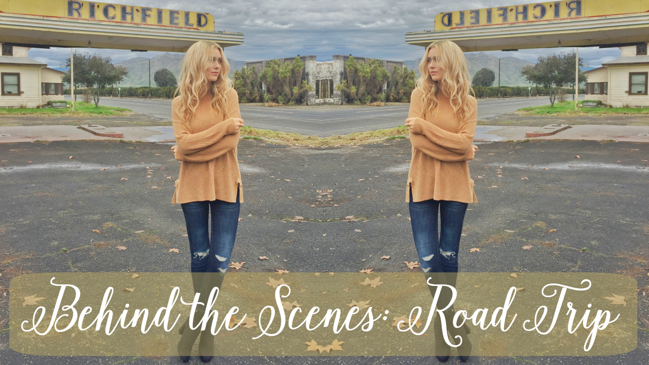 Road Trip Vlog