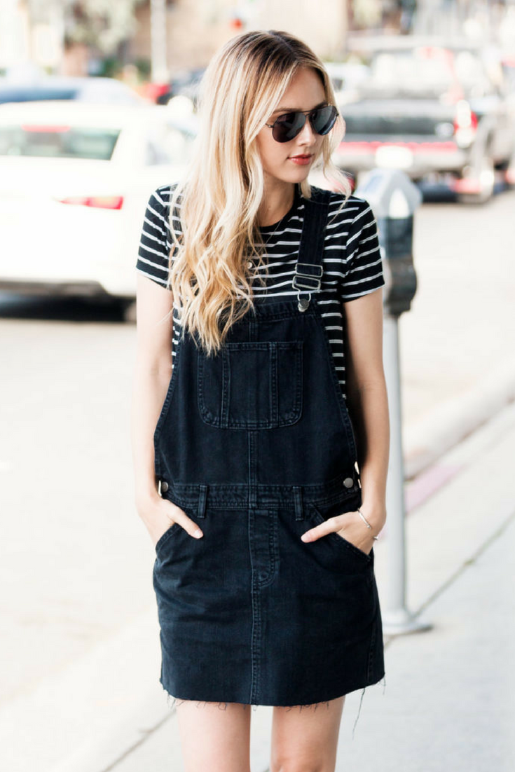 Overalls Are Making A Comeback As The Latest Fashion Trend: Overalls: Yes Or No?!