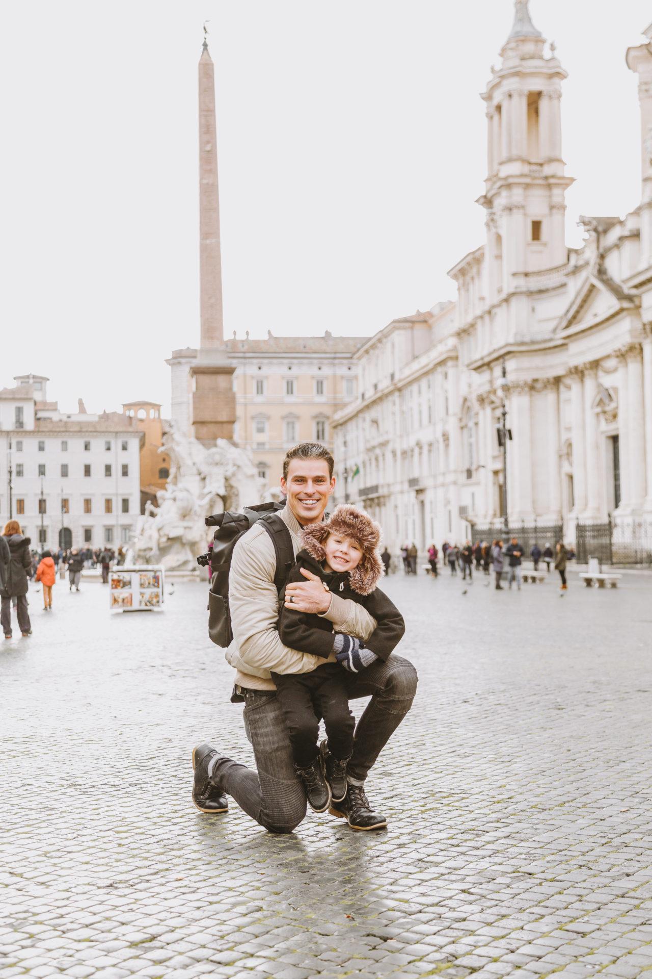traveling europe baby