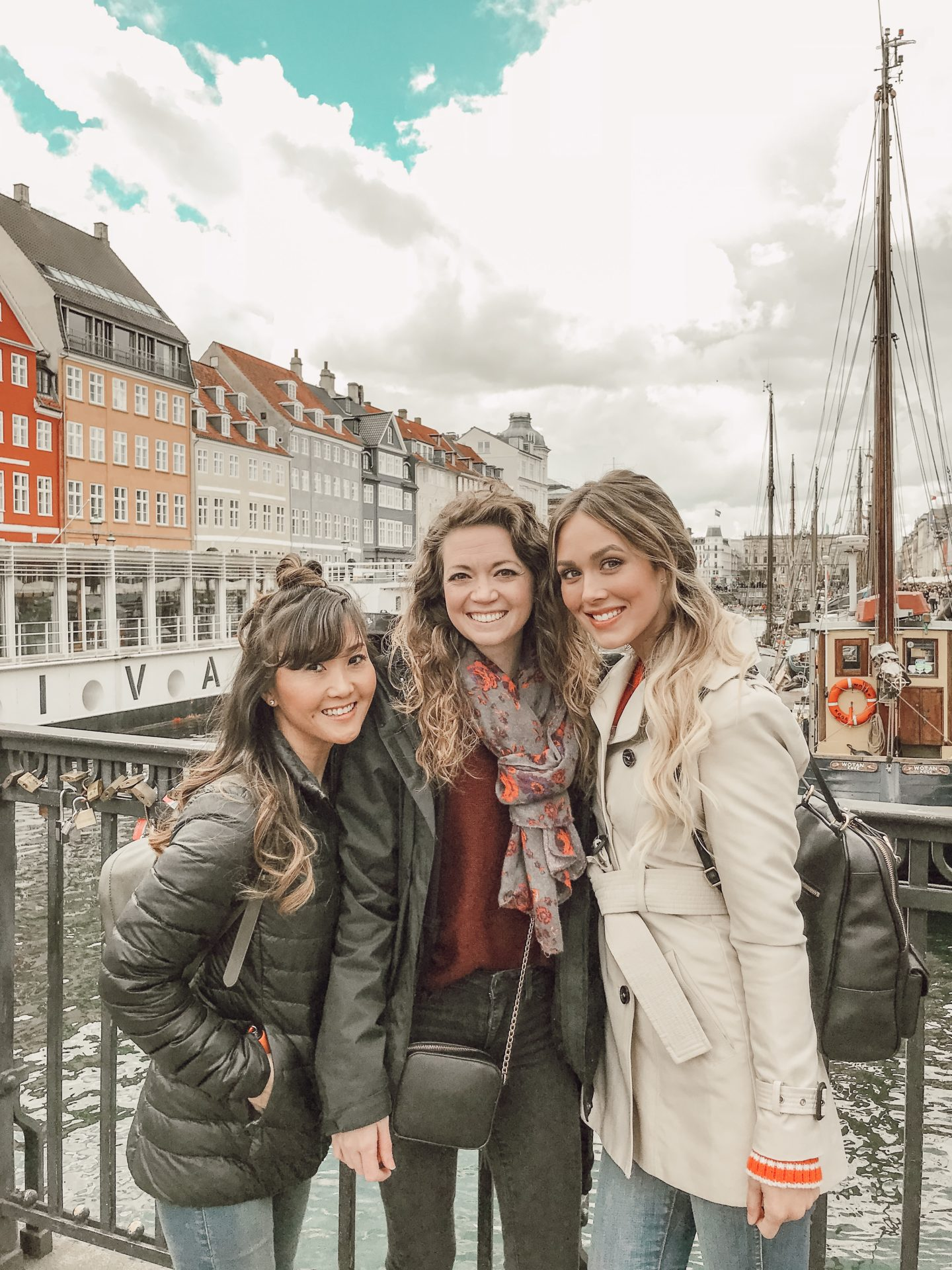 copenhagen girls trip