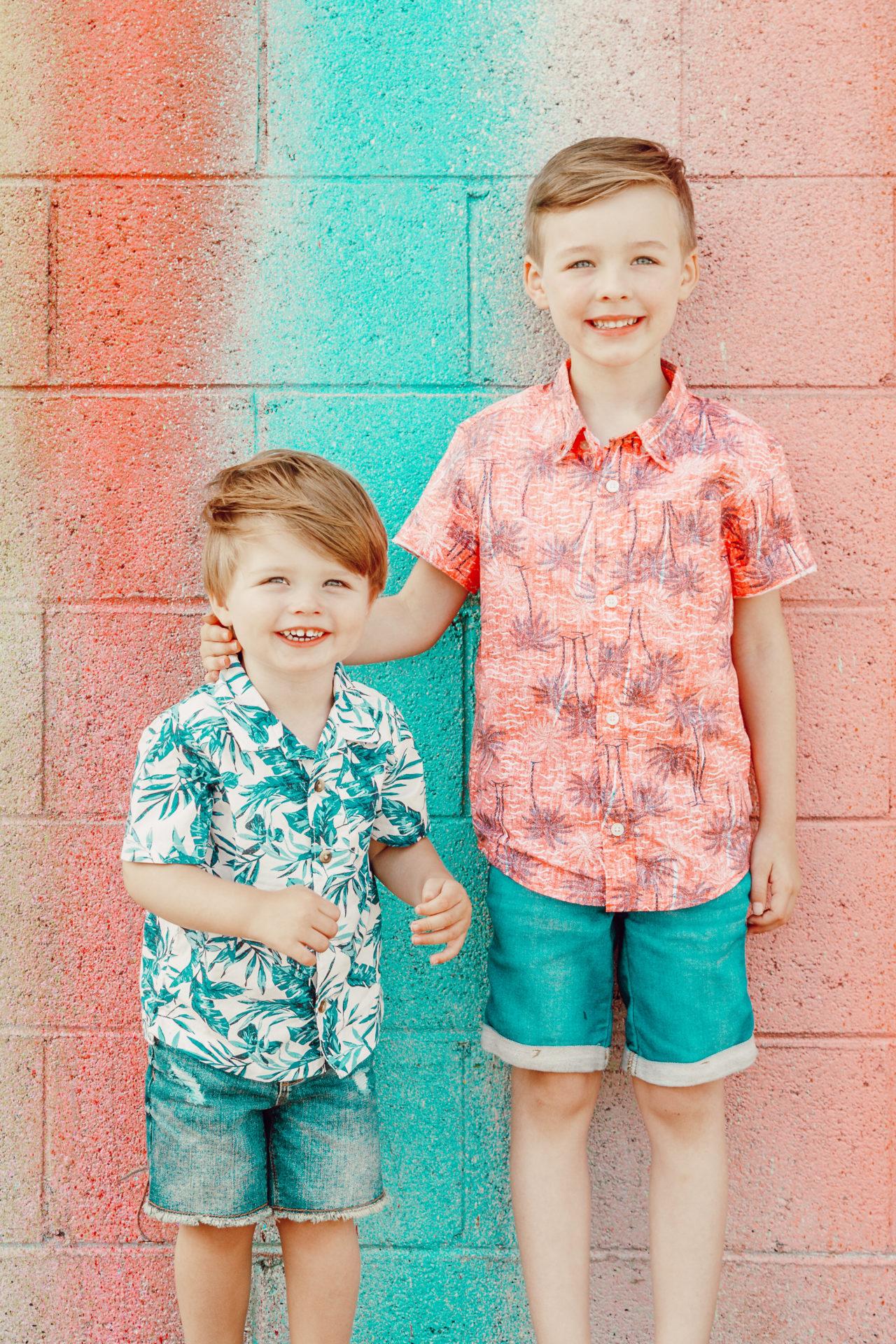 old navy summer boys