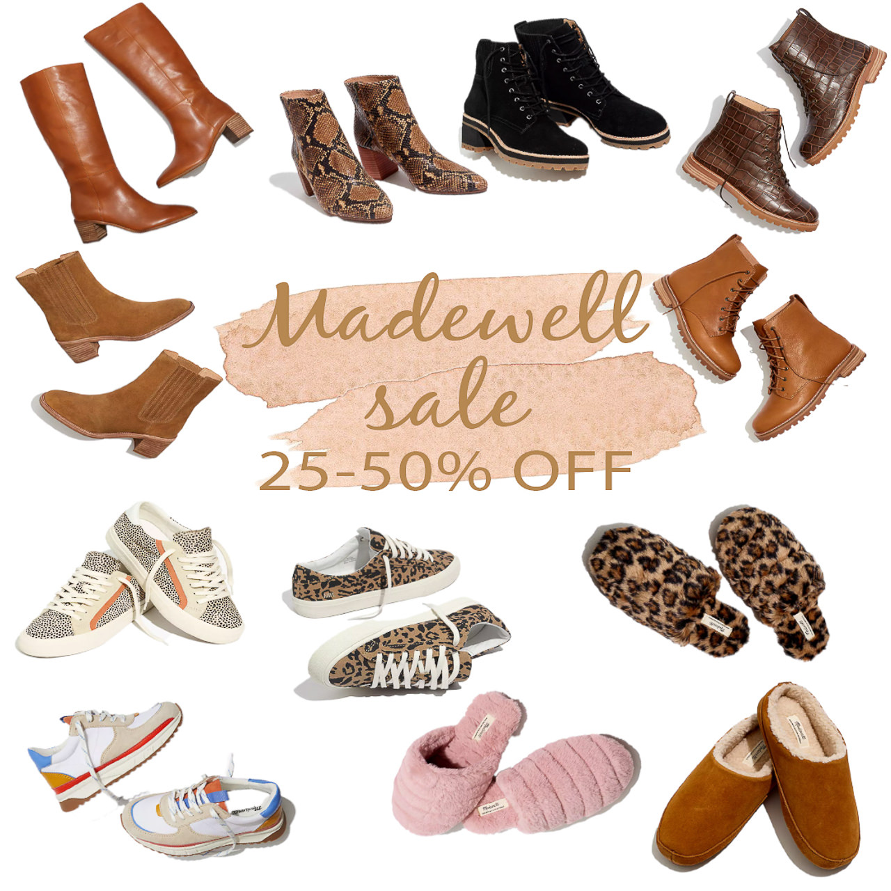 madewell sale shoes