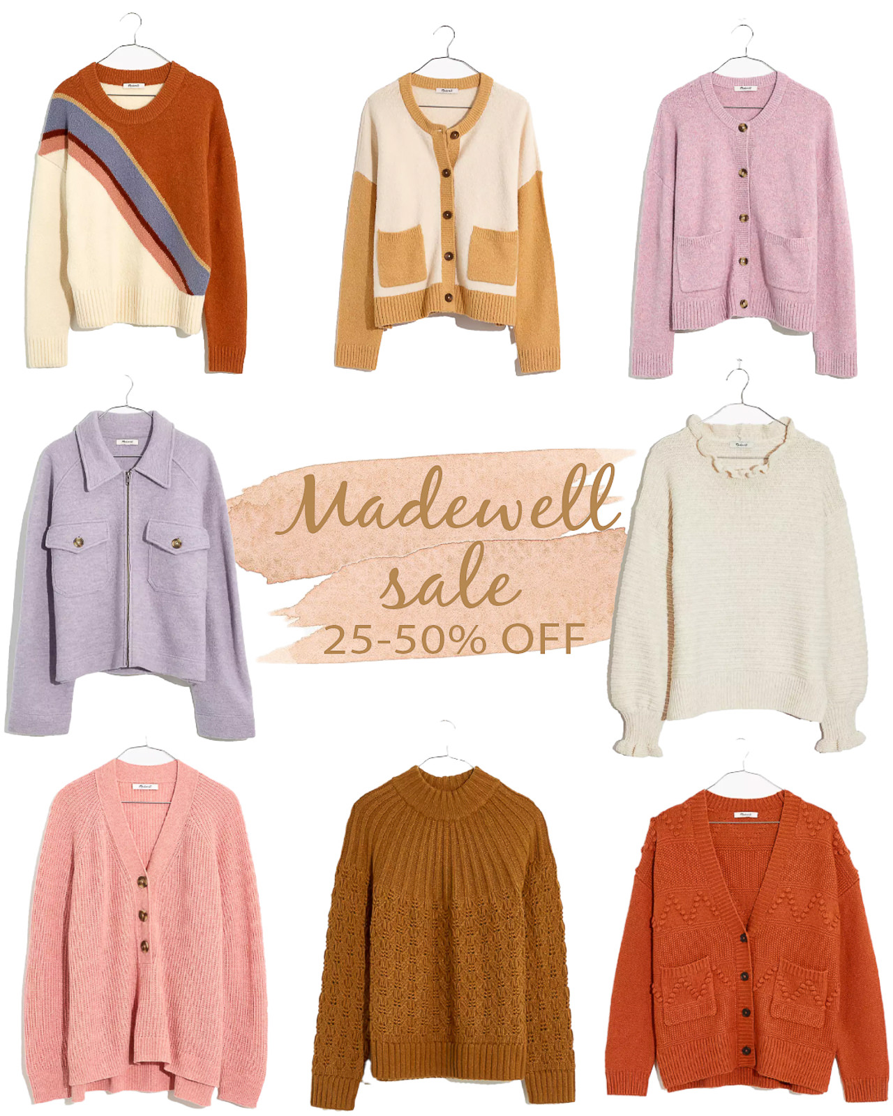 madewell sale sweaters
